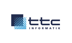 Logo TTC Informatik GmbH in Witten
